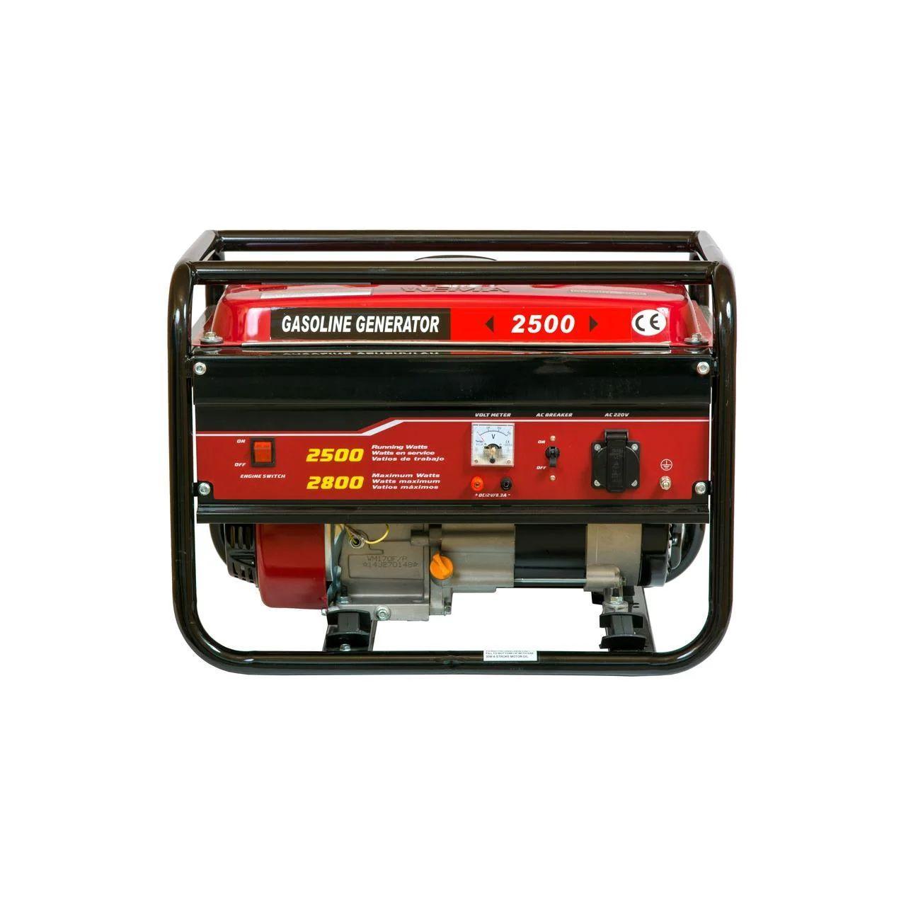 Бензиновый генератор WEIMA WM2500 (2,5 КВТ, 1 ФАЗА, РУЧНОЙ СТАРТ) Бесплатная доставка !!!