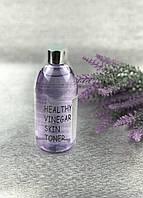 "Тонер для лица ""Черника"" Real Skin Healthy Vinegar Skin Toner Blueberry 300мл"