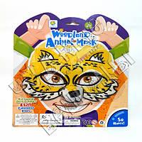 Маска фетровая Тигр