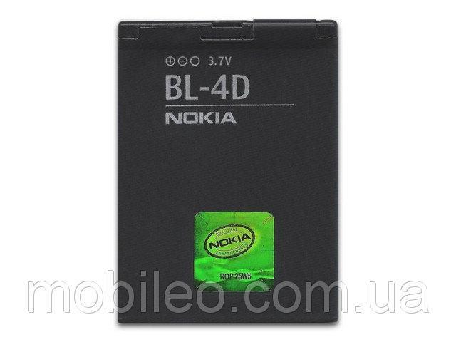 Аккумулятор акб ориг. к-во Nokia BL-4D Nokia N97
