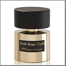 Тестер Tiziana Унд Rose Gold Oudh парфуми 100 ml. (Тизиана Терензи Золота Роза Уд)