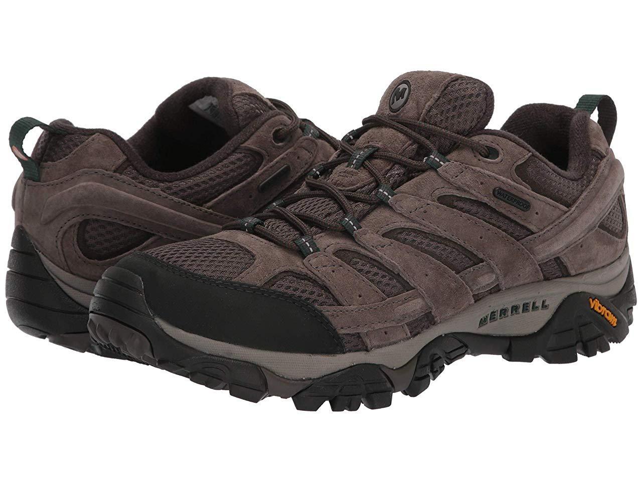 Кроссовки/Кеды Merrell Moab 2 Waterproof Boulder