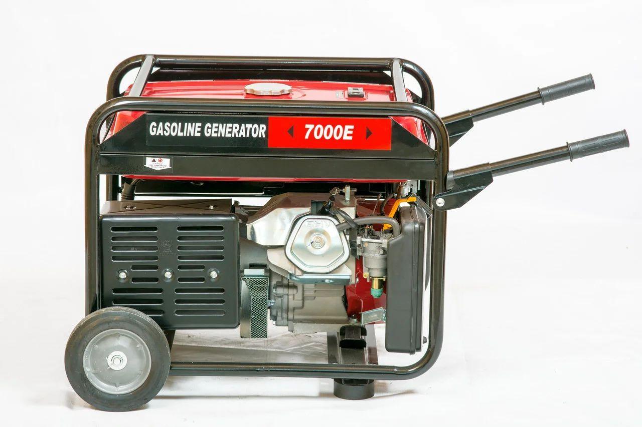 Генератор бензиновый WEIMA WM7000E ATS (7 КВТ, 1 ФАЗА, ЭЛЕКТРОСТАРТЕР, АВТОМАТИКА) Бесплатная достав