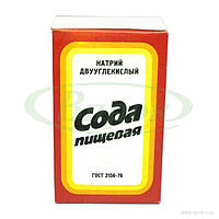 Сода пищевая, бикарбонат натрия (Россия), фото 1