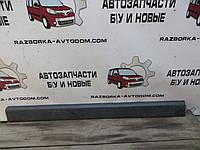Молдинг накладка пластик передней правой двери VW Passat b3 (1988-1993) OE:357853516, фото 1