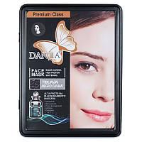 Маска для лица Danjia face mask tiburon negro caviar 014, с черной икрой, упаковка, фото 1