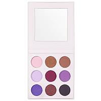Набор теней для век Kylie the purple palette, 9 цветов, фото 1