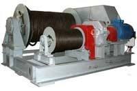 Лебедка электрическая маневровая двухбарабанная ЛЭМ-15