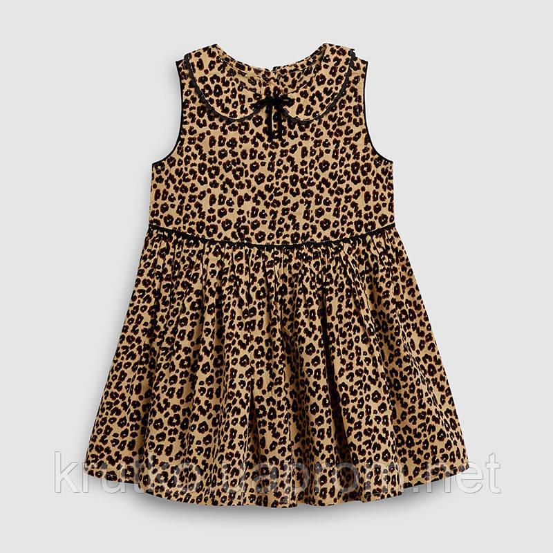 Платье для девочки Леопард Little Maven