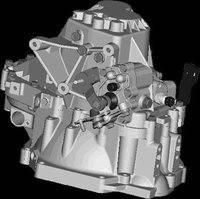 Коробка переключения передач 513MHA-1700010