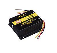 Понижающий преобразователь (инвертор) DC/DC 24В-12В UKC DDC-10A