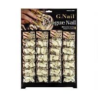 Накладные ногти G.Nail Vogue №120925