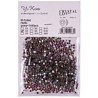 Стразы Yi Kou crystallized №S4 1.5мм, 1440шт, хамелеон, фото 1