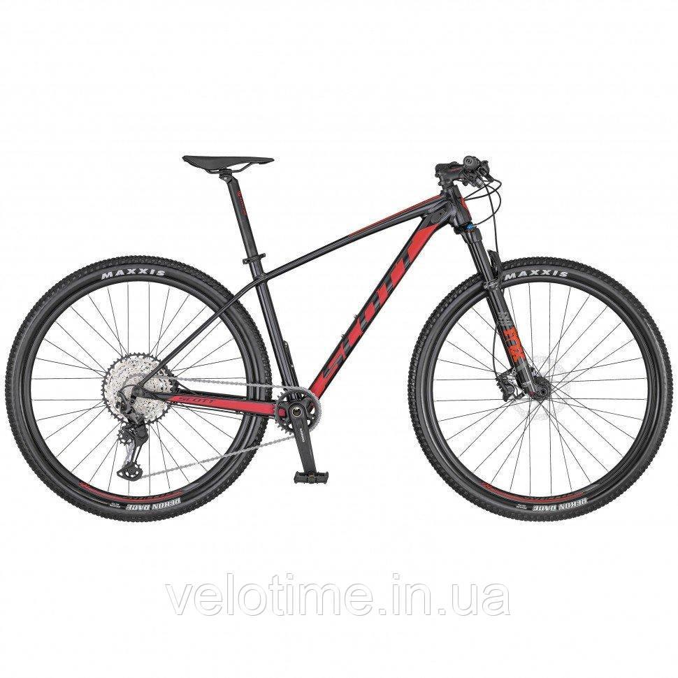 Scott Scale 950 29 (CN) 2020 (S, черный-красный)