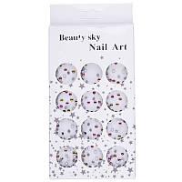 Стразы для ногтей хамелеон Beauty sky №LQ-10, SS8, фото 1