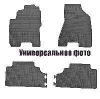 Коврики в салон для Рено Кенго, Renault Kangoo 97-/Megane I 95- (2 шт) BUDGET b1018012