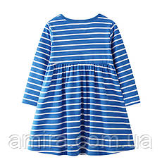 Платье для девочки Цветочная гусыня Jumping Meters, фото 2