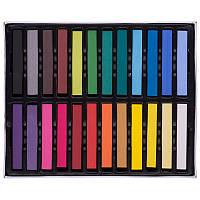 Цветные мелки для волос Hair chalk in 24