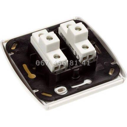 Somfy Inis Duo выключатель для роллет с фиксацией, фото 2