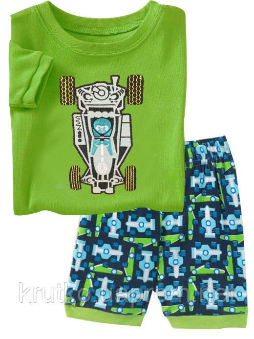 Пижама Маленький гонщик Baobaby