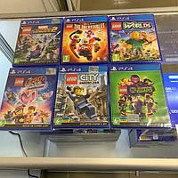 Lego Star Wars , Super Heroes 2 на PS4. Все части. Игры для детей PS4