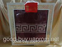 Хлопковая махровая простынь - покрывало Versake Gulcan  - Турция    pr-p94