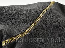 Кофта детская флисовая утеплённая Акварель, хаки Berni, фото 3