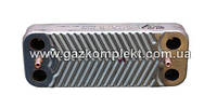 Теплообменник вторичный FERROLI DIVATECH D 39842130