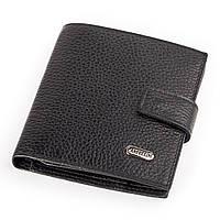 Кожаное портмоне CANPELLINI 17029 Черное, Черный, КОД: 192032