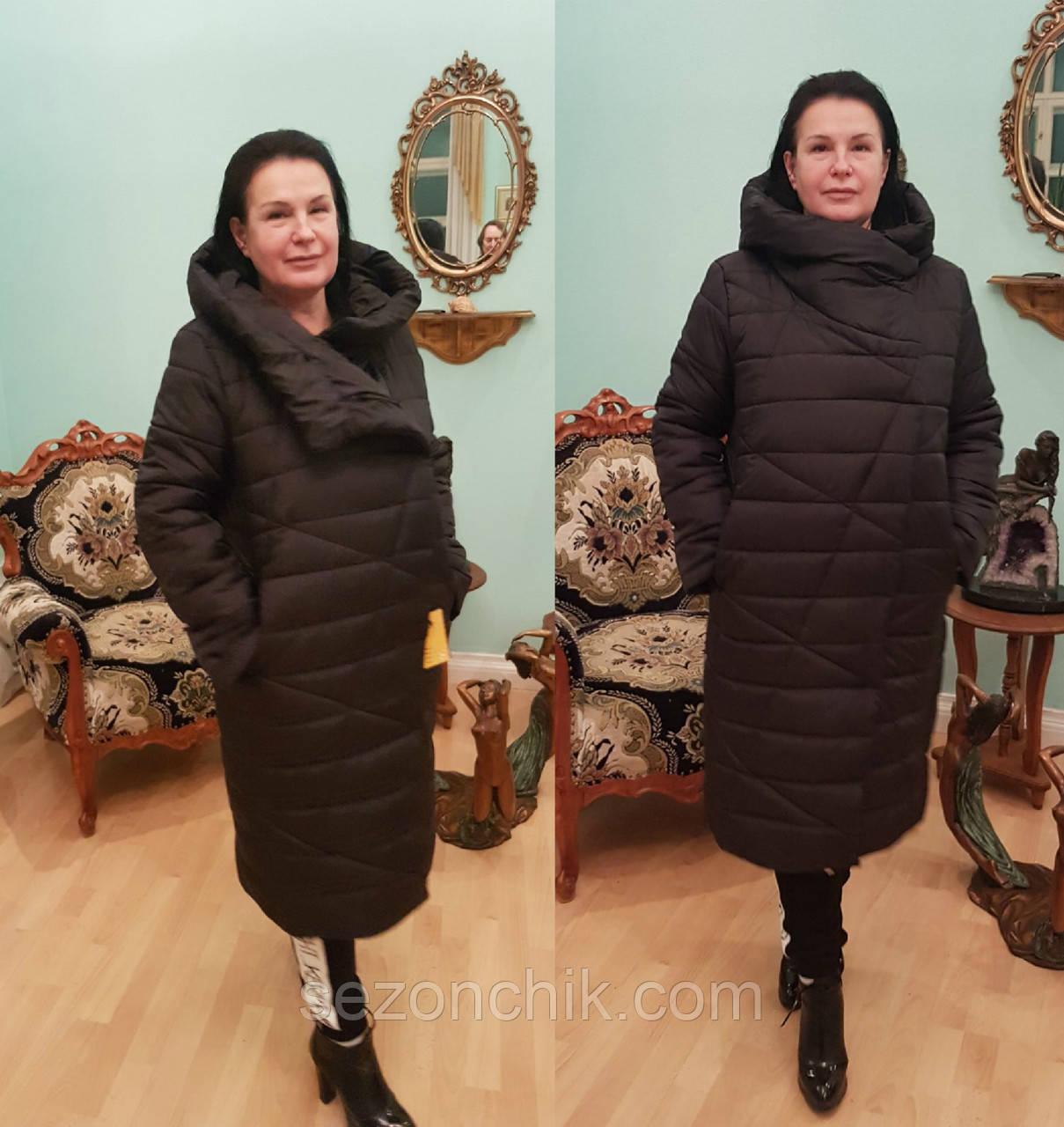 Пальто зимнее женское от производителя