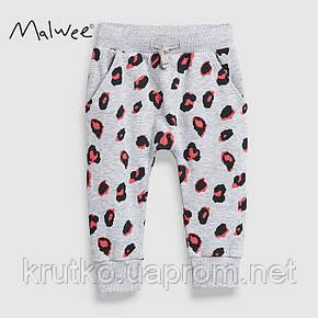 Штаны для девочки Леопардовые пятнышки Malwee, фото 2