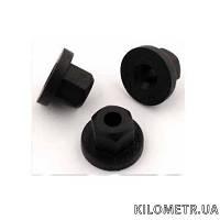 Клипса крепежная 10x18mm Plastic Nut Clip