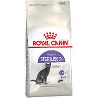 Корм Royal Canin Sterilised сухой Роял Канін Стерілайзд сухий для стерилізованих кішок 10 кг