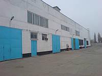 Производственно-складской комплекс в Борисполе