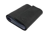 Визитница карточница карт-холдер SULLIVAN v8(5) черная