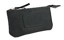 Ключниця шкіряна сумочка для ключів SULLIVAN k2(5.5) чорна