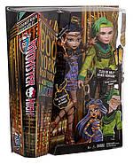 Набор Monster High Дьюс Горгон и Клео де Нил Бу Йорк Boo York Cleo de Nile and Deuce Gorgon, фото 8