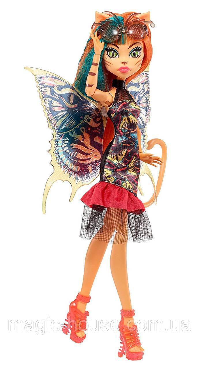 Кукла Monster High Торалей Страйп Садовые Монстры Garden Ghouls Wings Toralei