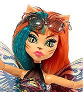 Кукла Monster High Торалей Страйп Садовые Монстры Garden Ghouls Wings Toralei, фото 6