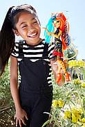 Кукла Monster High Торалей Страйп Садовые Монстры Garden Ghouls Wings Toralei, фото 7