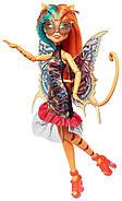 Кукла Monster High Торалей Страйп Садовые Монстры Garden Ghouls Wings Toralei, фото 3