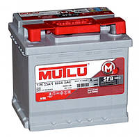 Автомобильный аккумулятор Mutlu SFB (L1): 55 Ач, плюс: слева, 12 В, 540 А - (L1.55.054.B), 207x175x175 мм
