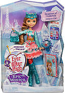 Ever After High Кукла Эшлин Элла Эпическая ЗимаEpic Winter Ashlynn Ella Doll ОРИГИНАЛ от Mattel, фото 9