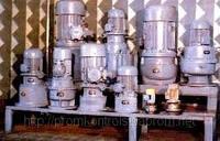Мотор-редукторы МР1-500-13-125