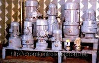 Мотор-редукторы МР3-500-15-10