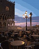 "Картина по номерам. Brushme ""Италия. Площадь св. Марка"" GX32315"