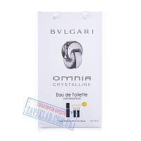 Набор подарочных женских духов Bvlgari omnia crystalline 45 мл