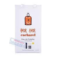 Подарочный набор женских духов Cacharel amor amor 45 мл