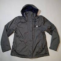 Куртка для хлопчика 176 см (15-16 years) сірий чоловіча термо M/46-48 Crivit 58024