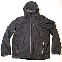 Куртка для хлопчика 176 см (15-16 years) чорний чоловіча термо XL/56-58 Crivit 58020